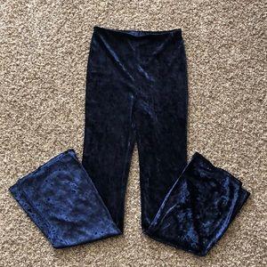 Beautiful Velvet Long Pant